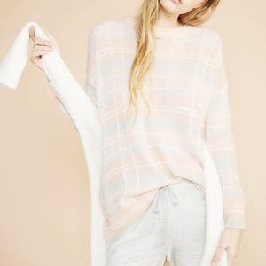 Lou & Grey plaid pullover